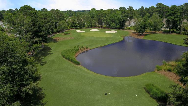 Lakes Hole 5